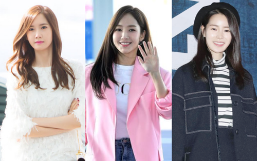 4 Korean actresses coming to