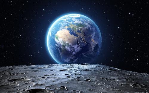 NASA công bố phát hiện chấn động: Trên Mặt trăng có NƯỚC