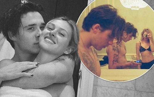 Nóng: Rộ tin đồn cậu cả nhà Beckham chuẩn bị đính hôn ở tuổi 21 chỉ sau 4 tháng hẹn hò, quyết định được mẹ Victoria ủng hộ hết mình