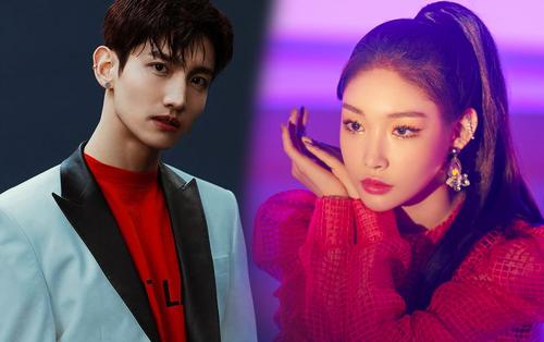 """Chungha sẽ hoá """"tình nhân"""" bên cạnh Changmin (DBSK), 2 giọng hát ngọt ngào kết hợp hứa hẹn xoa dịu Kpop trong thời gian ảm đạm"""
