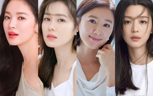 8 famous actresses have the highest salary on the Korean screen