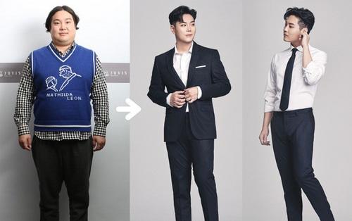 """Fanboy nổi danh của IU hóa nam thần: giảm được 32kg chỉ trong 4 tháng, lột xác thành """"cực phẩm"""" vạn người mê"""