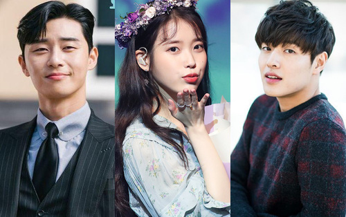 Kang Ha Neul has been confirmed to be in a upcoming movie starring IU and Park Seo Joon.