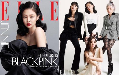 Jennie lên Elle Mỹ kể về lần đầu gặp 3 thành viên BLACKPINK: U mê Lisa ngay từ đầu, nhưng bất ngờ nhất là Jisoo