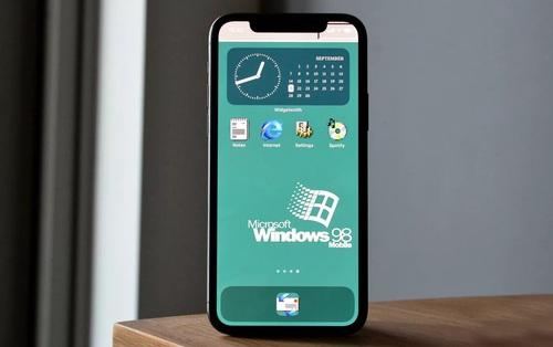 iOS 14 ngày càng giống Android?