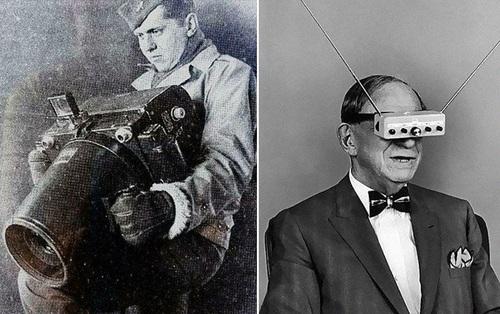 Khám phá hình hài của những công nghệ hiện đại trong quá khứ, xem xong cứ ngỡ như bước vào thế giới phim viễn tưởng