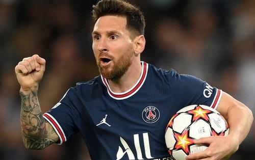 """Messi lập cú đúp bàn thắng """"giải cứu"""" PSG"""