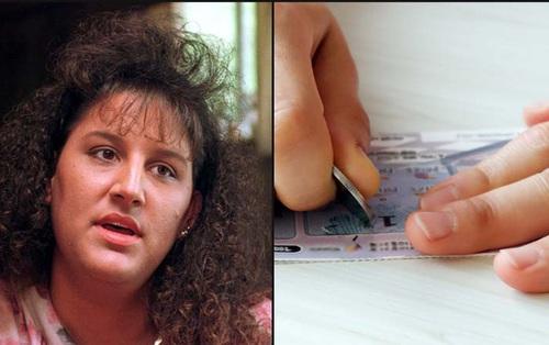 """Được khách hàng cho tờ vé số, nữ phục vụ trúng luôn 230 tỷ đồng, 20 năm sau mới chia sẻ """"đó là bắt đầu của tấn bi kịch"""""""