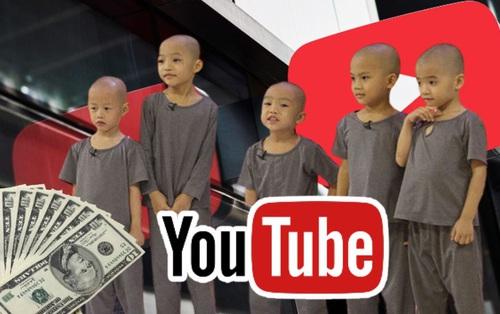 """Kênh YouTube """"5 Chú Tiểu - Thiền Am Bên Bờ Vũ Trụ"""" với 2 triệu subscribers và hàng chục triệu lượt xem có thể kiếm tiền tỷ mỗi tháng?"""