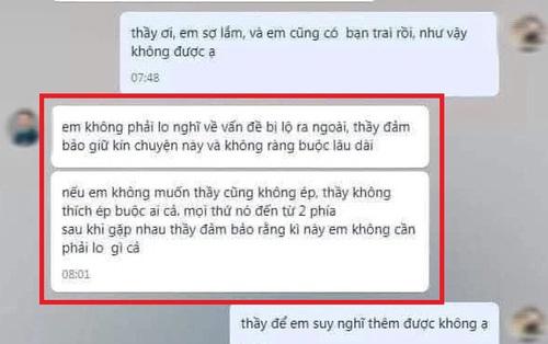 """Thầy giáo Hà Nội bị nghi """"rủ nữ sinh vào khách sạn"""" để sớm qua môn: Đang tạm dừng việc giảng dạy để điều tra"""