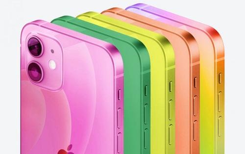 """Quên iPhone 12 màu tím """"mộng mơ"""" đi, ngắm concept iPhone 13 với nhiều màu sắc mới cực """"quái dị"""", đặc biệt là phối màu cuối cùng!"""