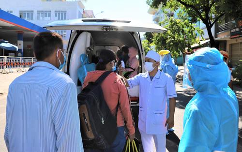 16 nhân viên mắc Covid-19 của công ty Trường Minh (KCN An Đồn) có lịch trình đi lại rất nhiều nơi ở Đà Nẵng