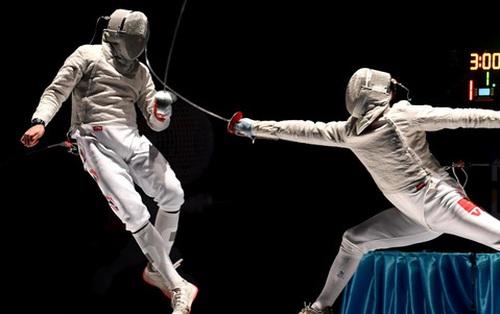 VĐV đấu kiếm Việt Nam mắc Covid-19 sau khi dự vòng loại Olympic