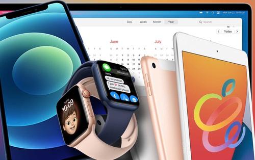 Không chỉ có iPhone 13 và AirPods, Apple sẽ còn ra mắt rất nhiều sản phẩm mới trong năm 2021?