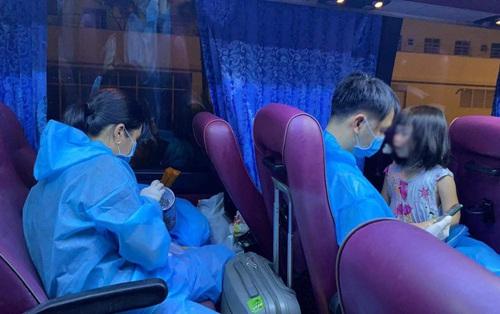 Gia đình 6 người nhiễm Covid-19 và 15 ngày điều trị tại Bệnh viện dã chiến số 6 ở TP.HCM