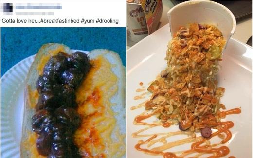 """""""Giận bay màu"""" trước loạt ảnh đồ ăn kỳ cục nhất hành tinh được đăng trên Instagram, hôm nay lướt mạng đến đây đủ rồi! (phần 2)"""