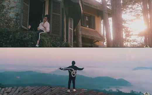 """HOT: Bên cạnh lượng dislike """"khủng"""", MV mới toanh của K-ICM còn gây chú ý bởi loạt cảnh quay tại nhiều điểm check-in nổi tiếng ở Đà Lạt"""