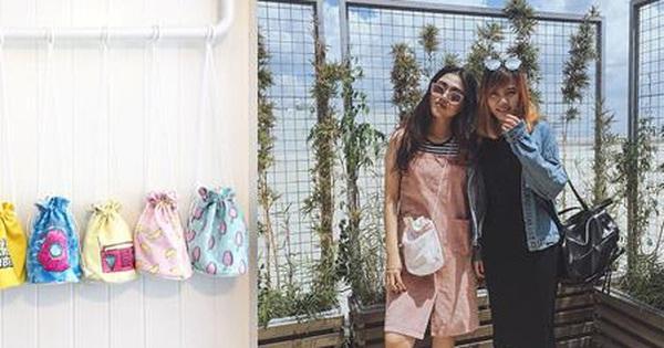 Linlin Canvas Bag – Chiếc túi không thể thiếu cho các bức ảnh #OOTD