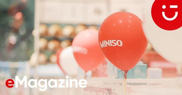 1 năm, 24 cửa hàng và 20 triệu lượt khách: Từ chỗ hoài nghi xuất xứ, tới giờ này ai cũng nhắc về Miniso, ai cũng mua đồ Miniso!