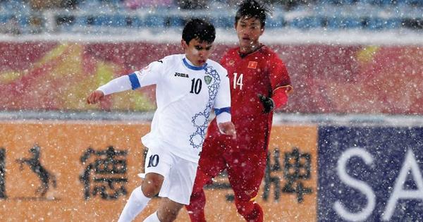 Trang tin nổi tiếng nước Anh Daily Mail đưa tin về chiến thắng của Uzbekistan trong trận chung kết với U23 Việt Nam