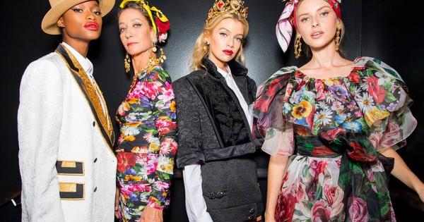 """Bao nhiêu là lộng lẫy phù hoa đều đã hội tụ lại trong 6 BST """"đỉnh"""" nhất Milan Fashion Week"""