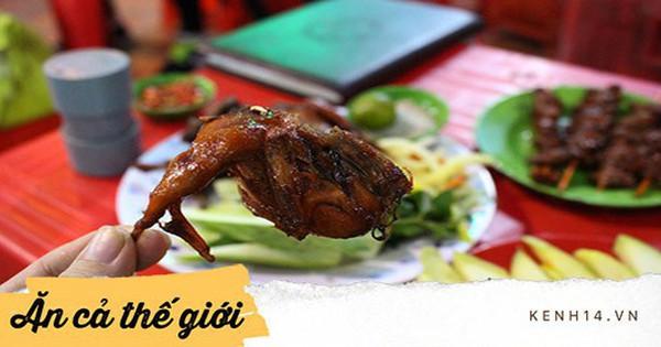Ty tỷ phiên bản hấp dẫn của chim cút ở Sài Gòn, bạn đã thử chưa?
