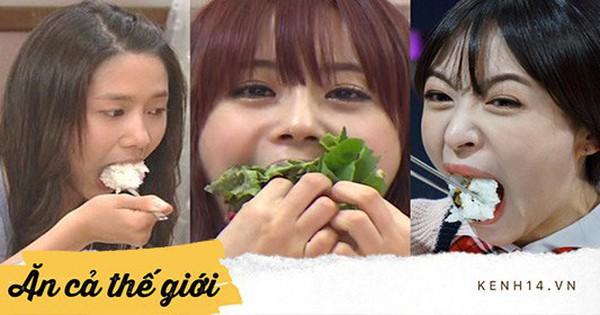 4 món khiến các nữ idol Kpop dám trút bỏ hình tượng để lộ nguyên hình là một thánh ăn