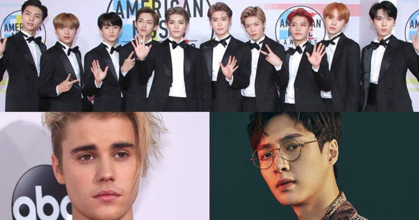 Sau ông hoàng R&B John Legend, gà nhà SM tiếp tục hợp tác cùng Justin Bieber