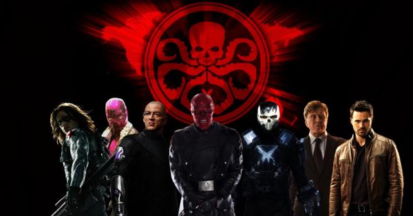 6 tổ chức bóng đêm ác đến rợn người trên màn ảnh Hollywood