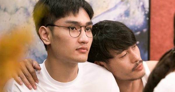"""Là đối thủ tại """"The Face"""" nhưng ngoài đời, Trương Thanh Long và Huy Quang tình """"củm"""" thế này đây!"""