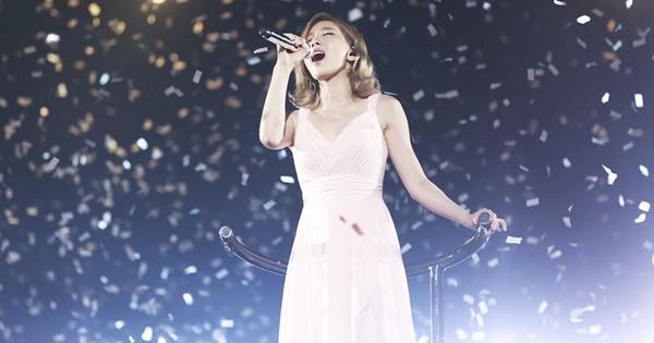 Lời to như SONE: Đi xem concert Taeyeon bất ngờ được nghe luôn 3 ca khúc mới toanh