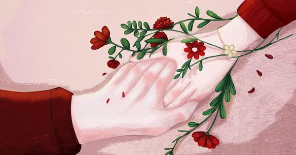 Sẽ đến lúc bạn nhận ra, bàn tay ta chính là thiết kế kỳ diệu nhất của yêuthương và gắn kết