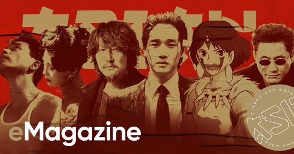 Điện ảnh châu Á: Những 'vũ trụ' dị biệt, độc đáo và không thể thay thế