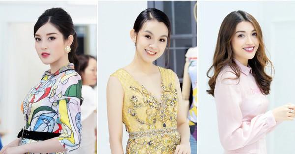 Thỉnh thoảng xuất hiện, Hoa hậu Thùy Lâm vẫn nổi bật vượt trội bởi nhan sắc xinh đẹp và trẻ trung
