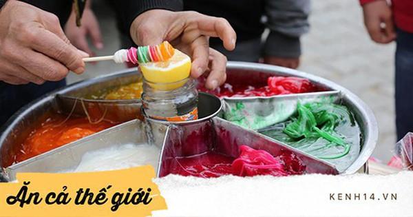 Kẹo Macun - Món kẹo truyền thống gần 500 tuổi với hương vị độc đáo chẳng lẫn vào đâu của Thổ Nhĩ Kỳ