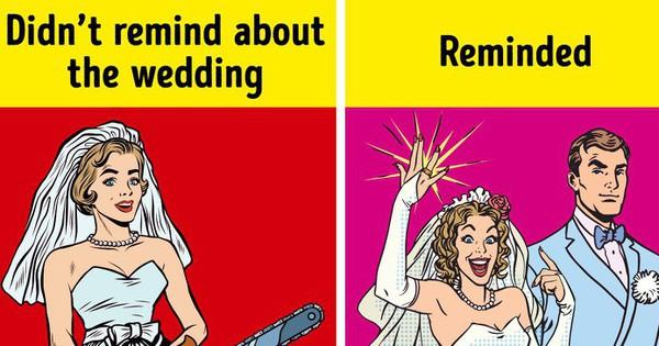 Yêu thì lúc nào chẳng vui, cưới nhau về rồi mới lắm vấn đề