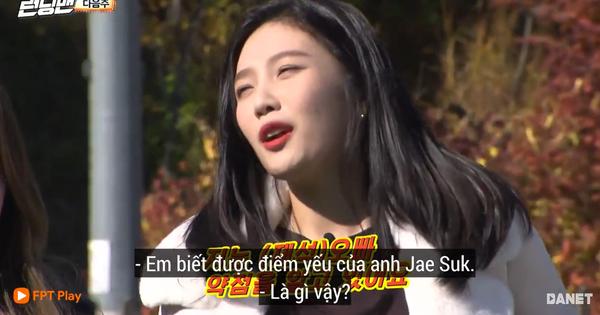 Yoo Jae Suk bất ngờ khi Joy (Red Velvet) biết được điểm yếu của mình từ... 10 năm trước