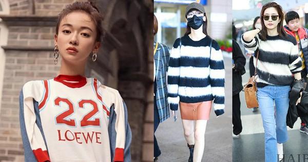 Diện áo len 22 triệu mà Ngô Cẩn Ngôn như mặc đồ Taobao, nhìn sang Giang Sơ Ảnh mới thấy rõ đẳng cấp