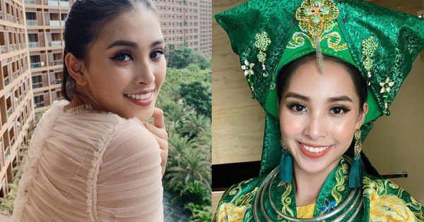HH Tiểu Vy trang điểm đẹp xuất sắc, lấn át cả dàn thí sinh quốc tế tại Miss World 2018