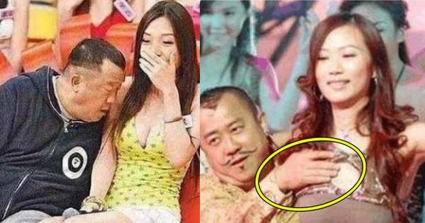 Loạt hình ảnh nhạy cảm của kẻ cưỡng hiếp Lam Khiết Anh với nhiều sao nữ bị khui lại