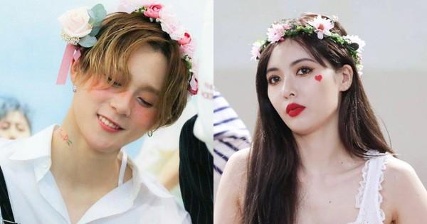 """Bị CUBE đuổi chưa bao lâu, E'Dawn """"nhá hàng"""" bài hát mới nhưng phản ứng của HyunA mới đáng chú ý"""