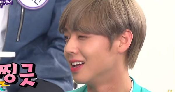 Hot boy nháy mắt của Wanna One bị tố ham lên hình tại Produce 101!