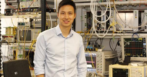 Chàng kỹ sư Việt có nghiên cứu thay đổi ngành viễn thông tương lai được vinh danh tại Mỹ