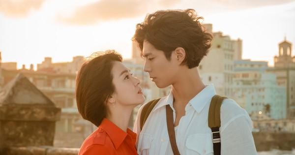 Song Hye Kyo và Park Bo Gum trong teaser Encounter mới nhất: Một lần tương ngộ, nghìn ngày khó quên