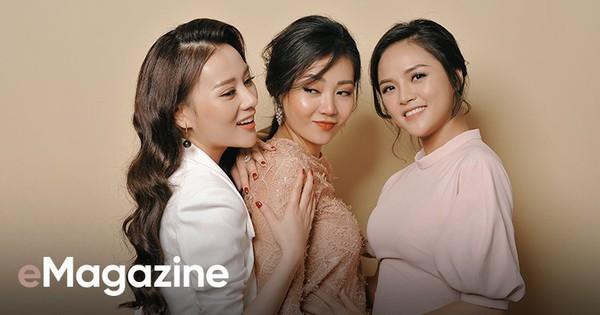 Bộ ba kiều nữ Quỳnh Búp Bê: Dự án này là bước dấn thân, liều mạng xứng đáng!