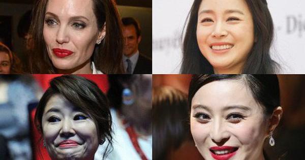 Từ Angelina, Phạm Băng Băng đến Kim Tae Hee: Các nữ thần đẹp nhất showbiz thế giới nay đều lộ những nếp nhăn