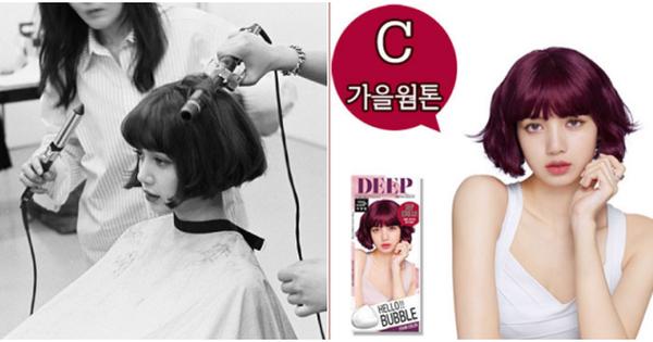 Ai cũng giật mình với mái tóc ngắn của Lisa (Black Pink), nhưng hoá ra chỉ là tóc giả