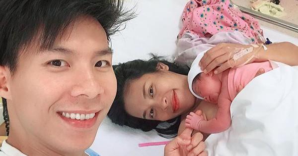 ''Hoàng tử xiếc'' Quốc Nghiệp hạnh phúc đón con gái chào đời sau niềm vui lập kỉ lục Guinness thế giới