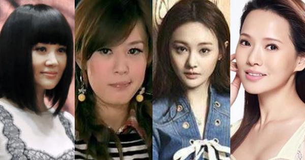 """5 nữ diễn viên Hoa ngữ bị tố mắc bệnh... ''công chúa"""""""