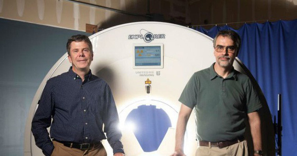 Cỗ máy bước ra từ phim viễn tưởng, chụp ảnh ba chiều toàn bộ cơ thể người chỉ trong 30 giây